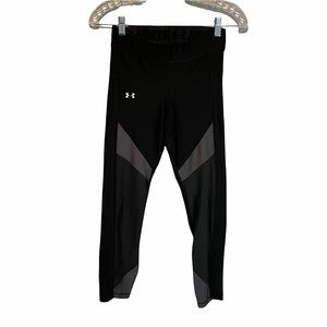 Under Armour Heat Gear Compression Leggings Small